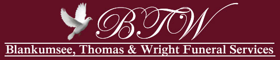 Blankumsee, Thomas, & Wright Funeral Services | 229-263-5002 | Quitman, Georgia
